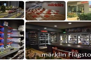 Εγκαίνια Märklin Flagstore