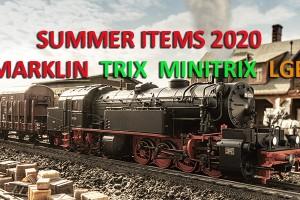 Παρουσίαση Summer New Items 2020