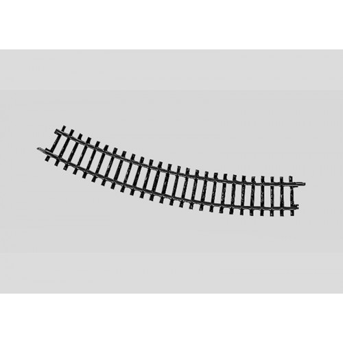 02221 curved track r.r360 mm,30 Gr.