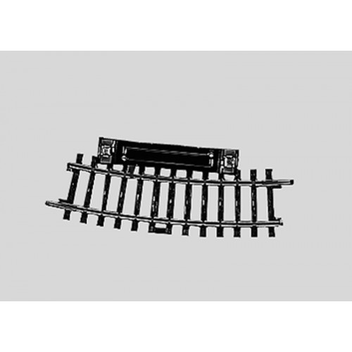 02229 curved circuit track  r360 mm,15 Gr.