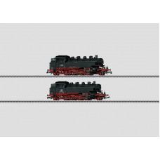 37862 Class 86 Steam Locomotive Set. BR 86, DB, HO