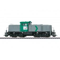 37908 Diesel Locomotive BR 295 of B & V, telex, mfx+Sound, Era VI