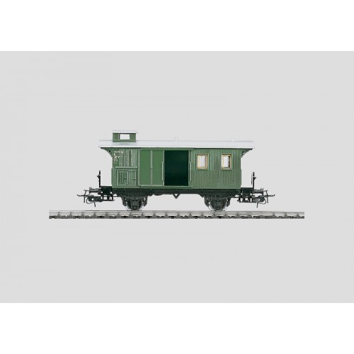 4038 Baggage Car H0
