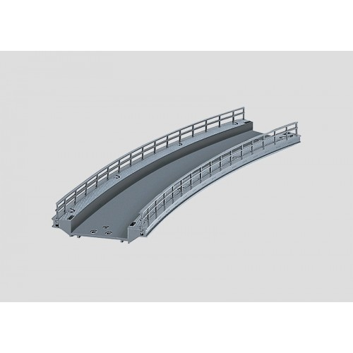 74623 Curved Ramp r 437,5mm