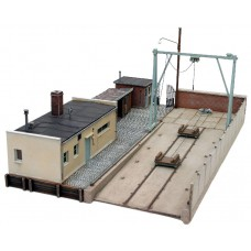 AR10.220 Small wharf (complete kit), 1:87, resin kit, unpainted