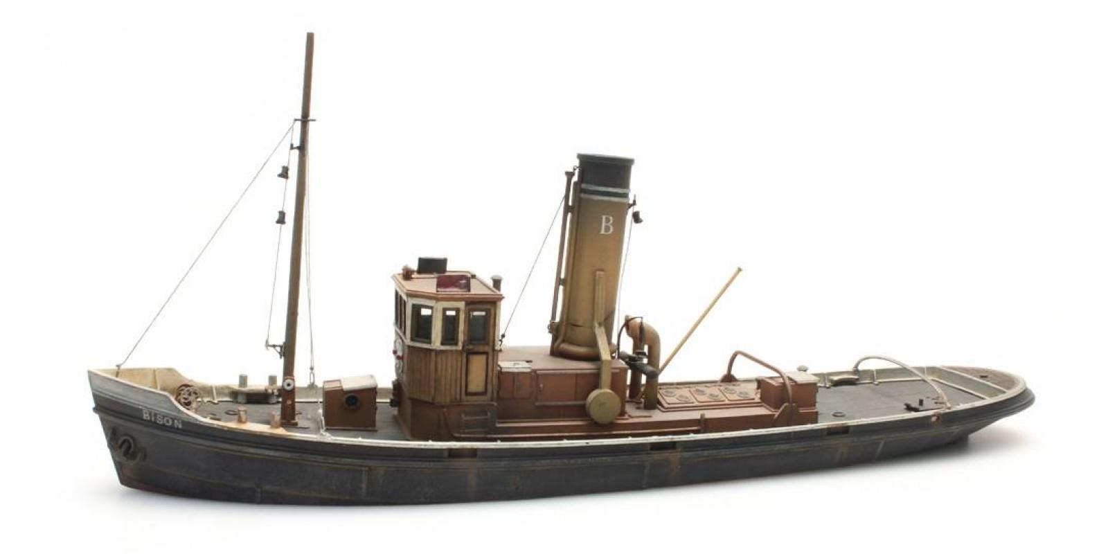 AR50.120 Harbor tug, 1:87 resin kit, unpainted