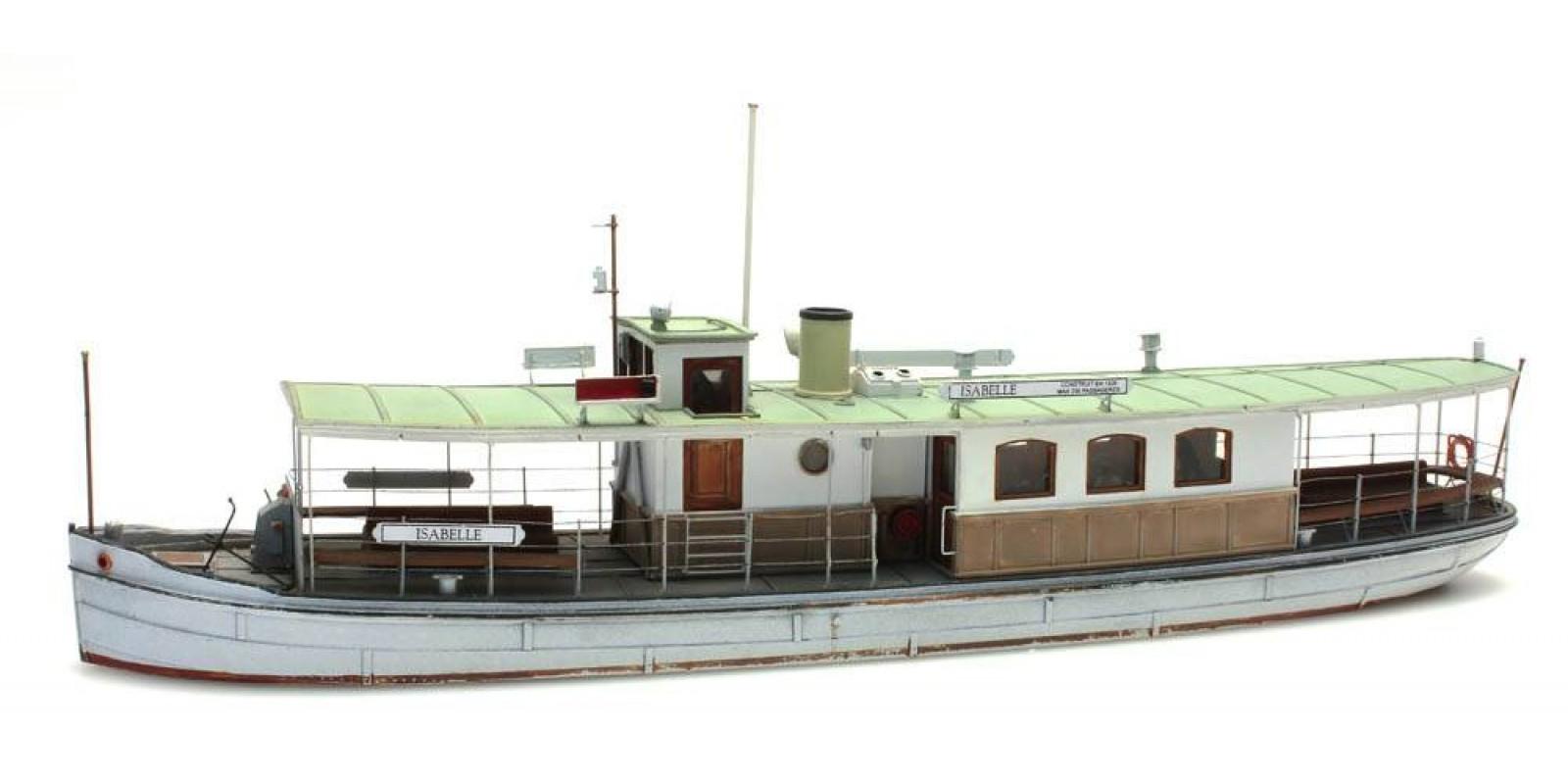 AR50.125 Passenger ship, 1:87 resin kit, unpainted