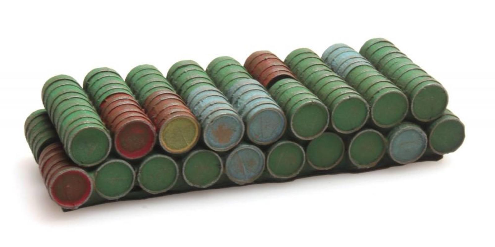 "AR487.801.41 Cargo ""barrels"" for DAF flatbed truck"