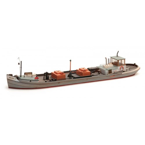 AR50.111 Inland-waters tankship - resin kit - 1:87