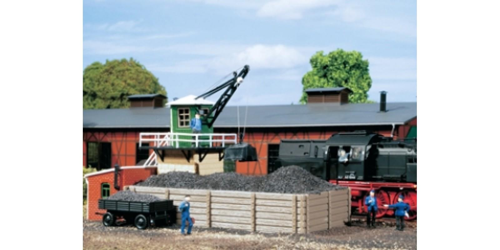 AU11334 Coal bunker