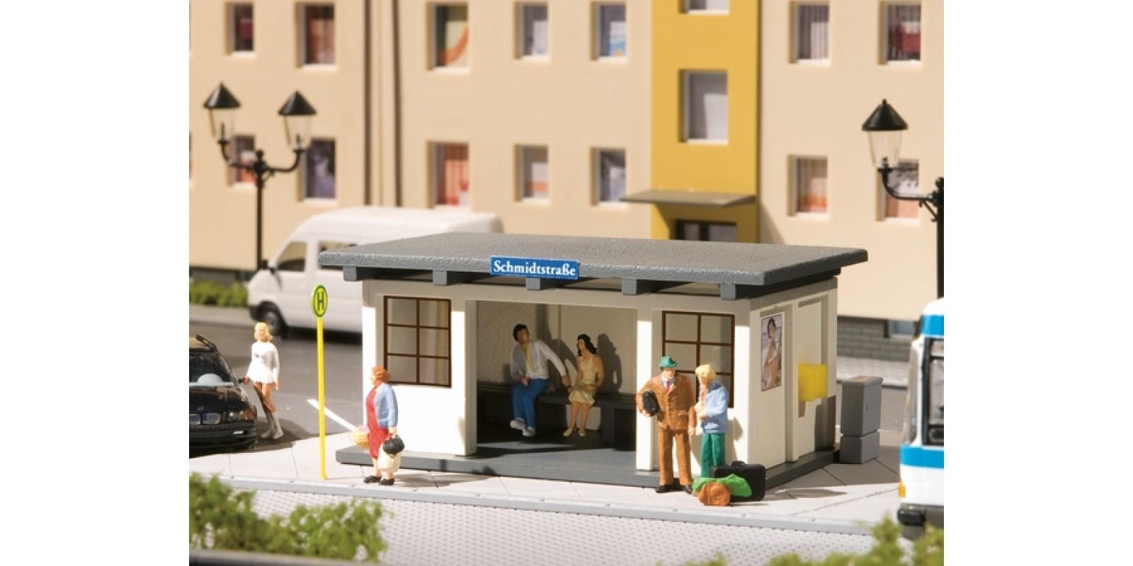 AU11419 Bus shelters