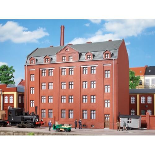 AU11424 Administration building