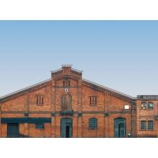 AU42506 Low relief background buildings
