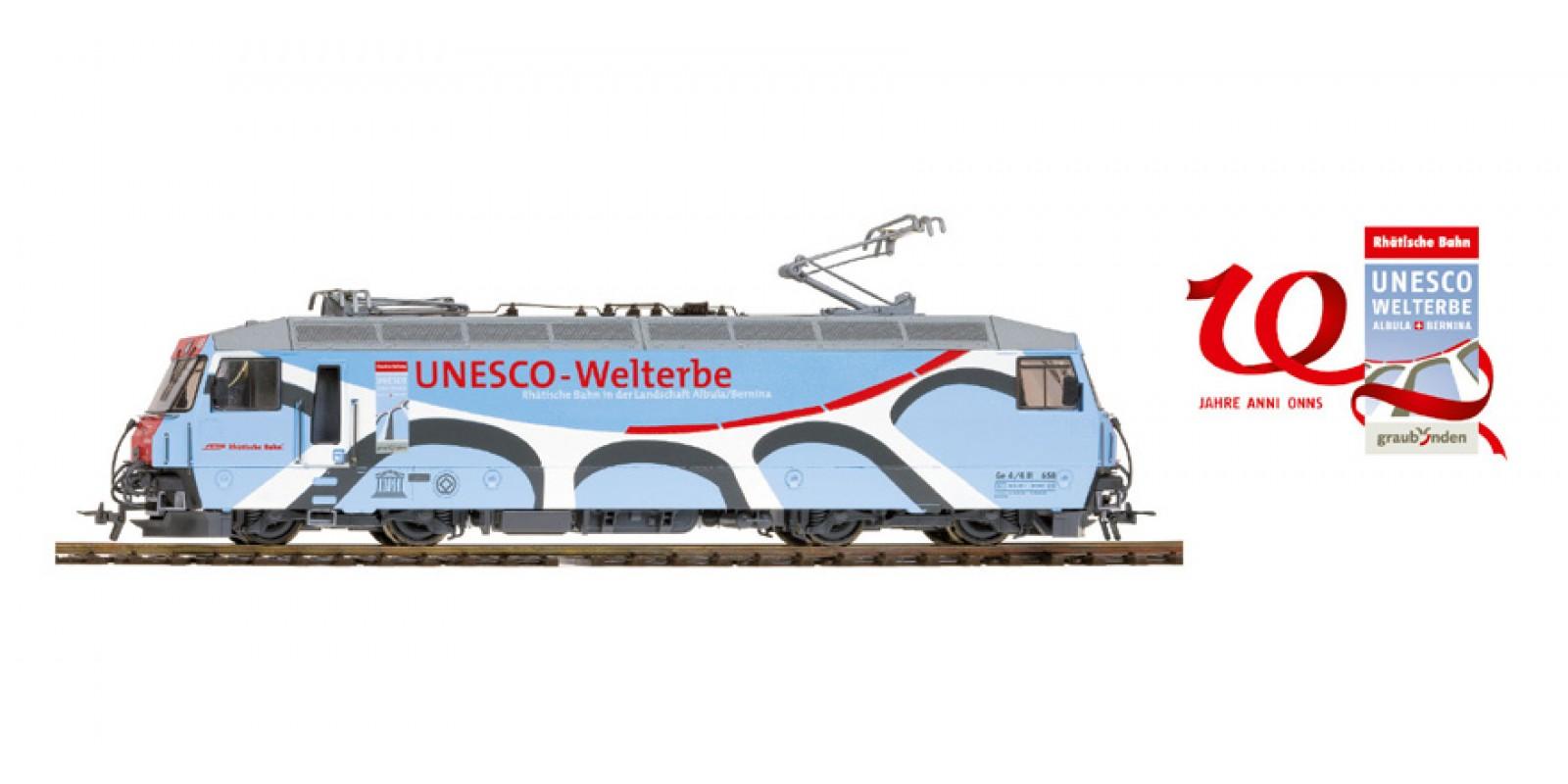 BM1459130  Ge 4/4 III 650 UNESCO-Welterbe