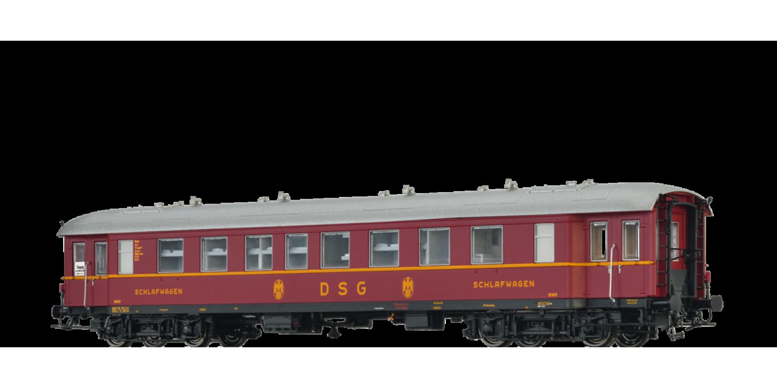 BR46414 Sleeping Coach WL4ü-36/50 DSG