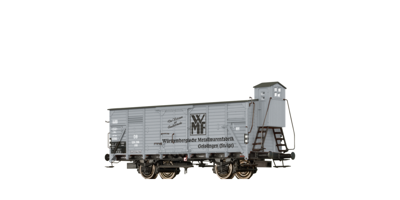"BR49741 Covered Freight Car G10 ""WMF"" DB"