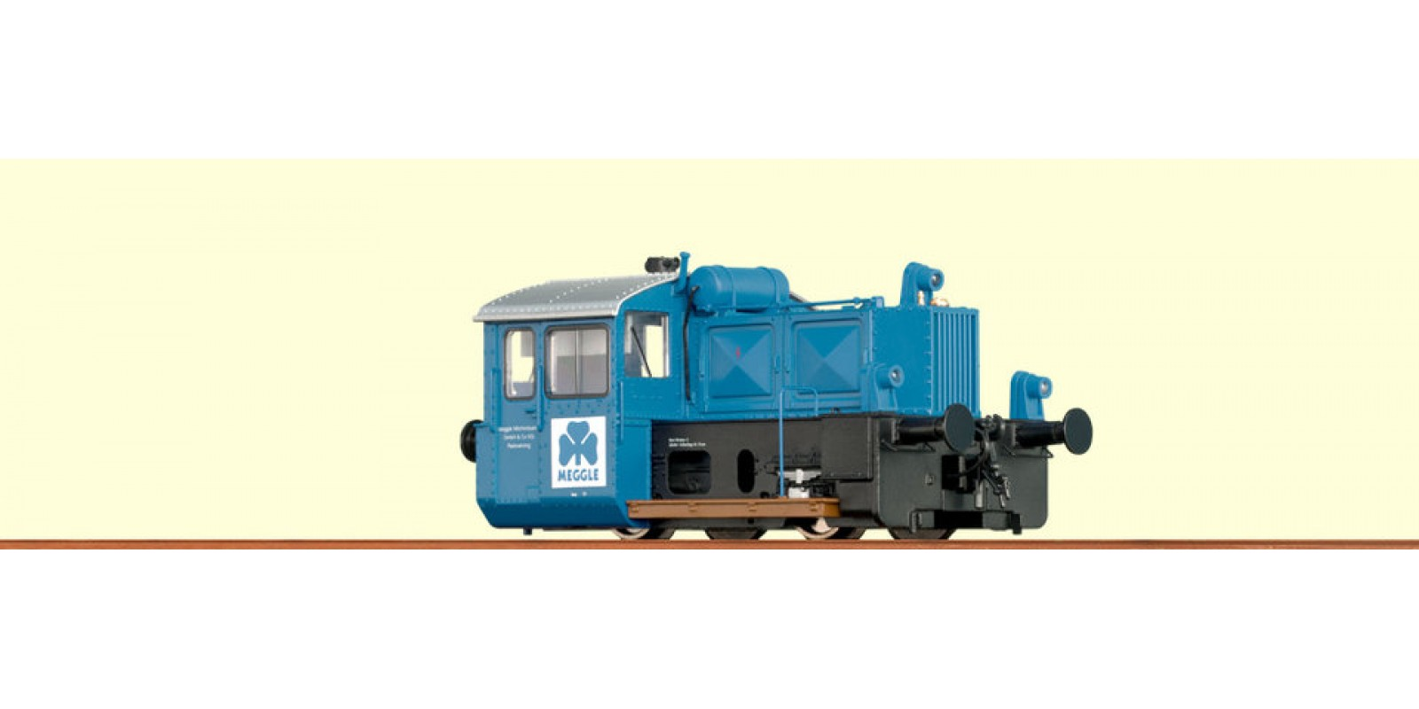 Br42505  Diesel Locomotive Köf II Meggle