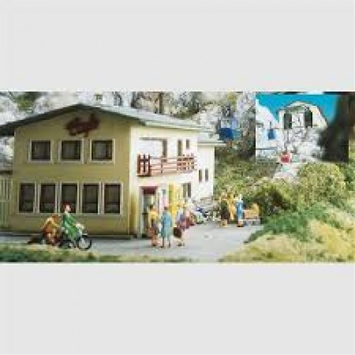 BR6290 Building Set for Mountain and Valley Station of the Cable Car Kanzelwand