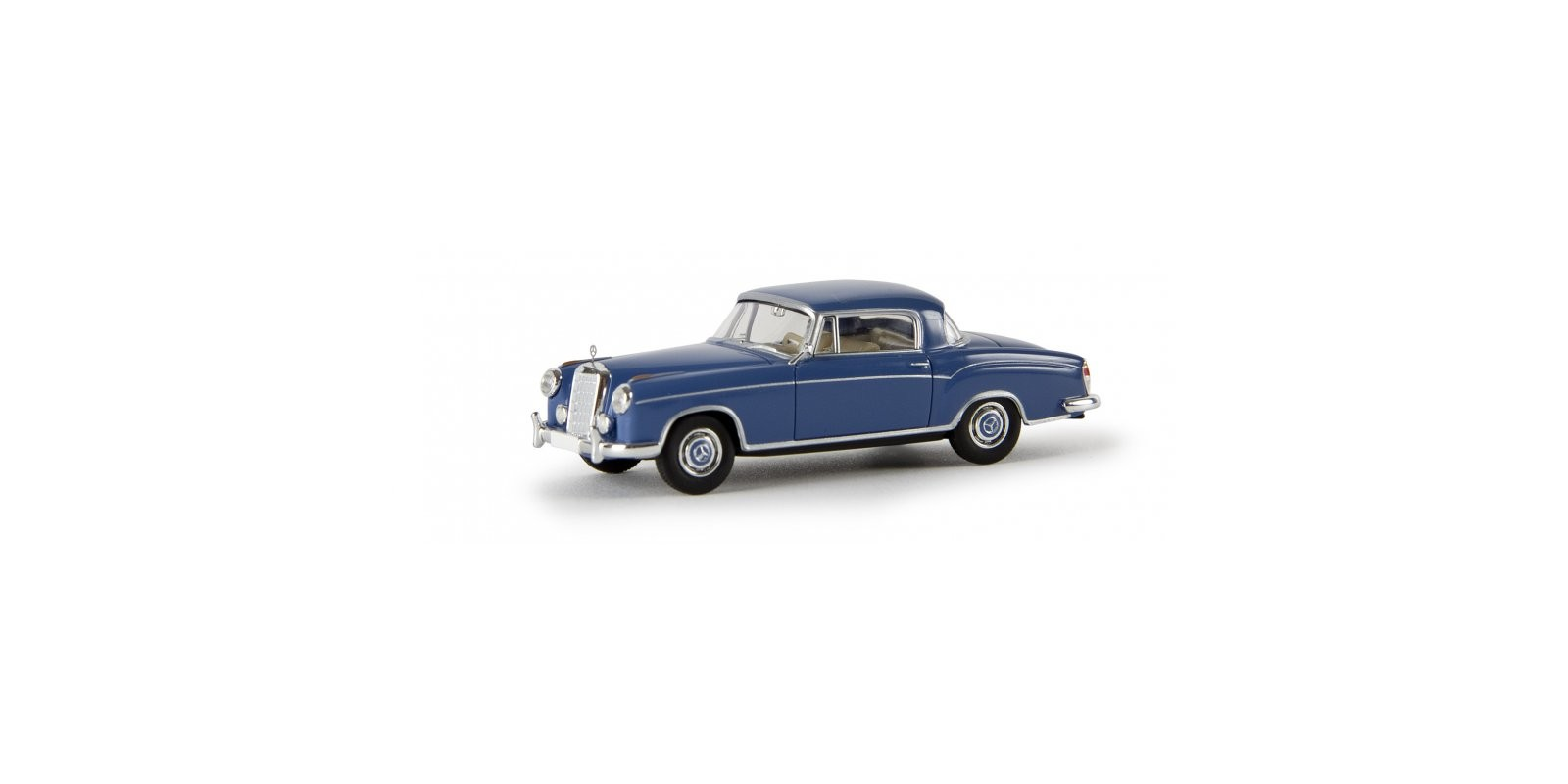 BK13503 MB 220 S Coupe, fernblau