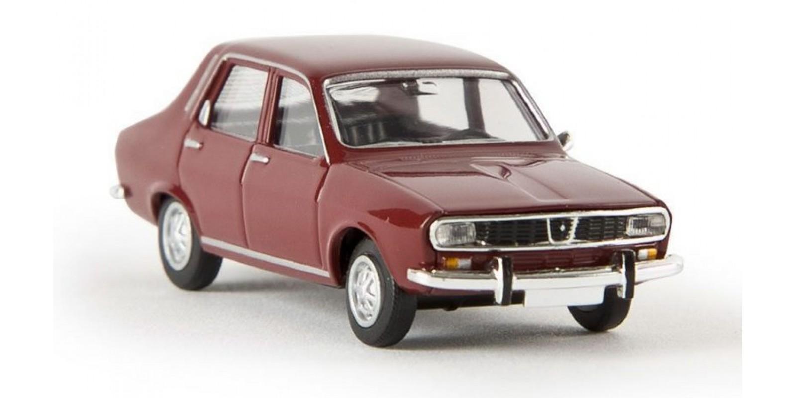 BK14513 Renault R12, Tl, weinrot
