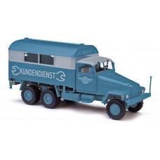 BU51573 IFA G5´56 Kofferwagen, Kundendienst EGW