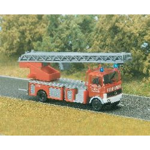 Bu5608 Fire Brigade Vehicle with build-in blinkers