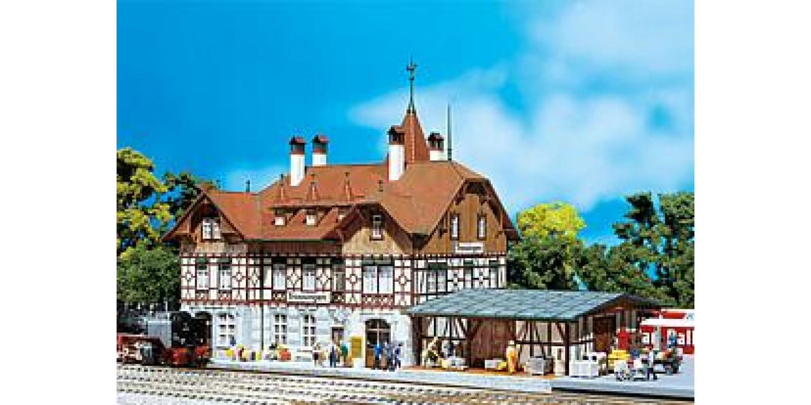 Fa110114  Trossingen Station