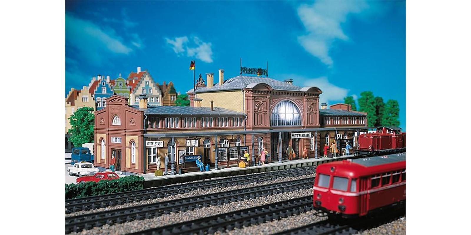 Fa110115 Mittelstadt Station, Gauge H0
