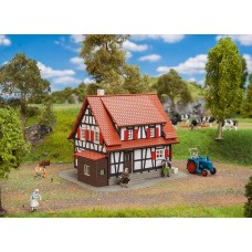 FA131374	 Half-timbered house