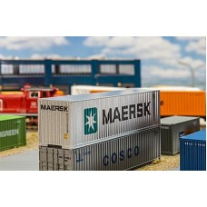 Fa180840	 40' Hi-Cube Container MAERSK