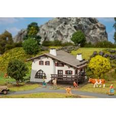 FA131371 Mountain chalet