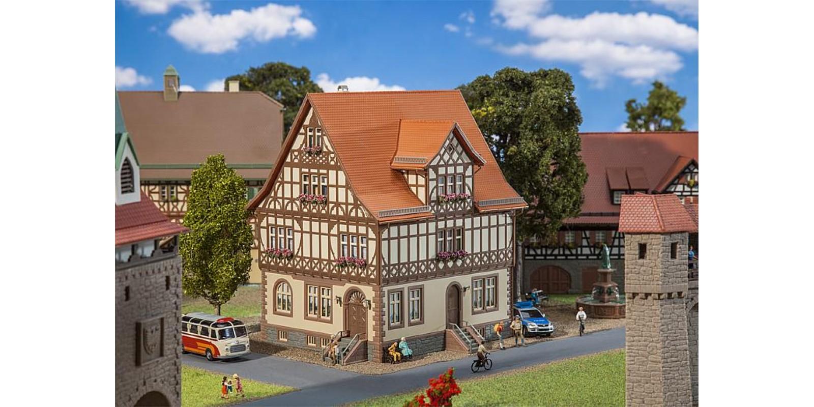 FA191714 Bad Liebenstein Half-timbered house