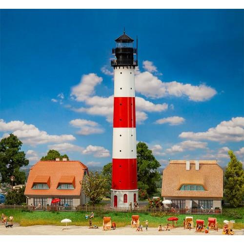 FA130670 Westerheversand Lighthouse