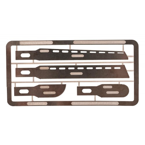 FA170539 Set of saw blades for modeller's knife
