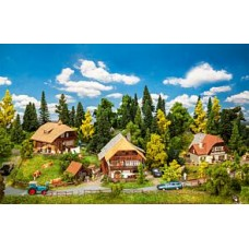 FA190071 Promotional set Black Forest village