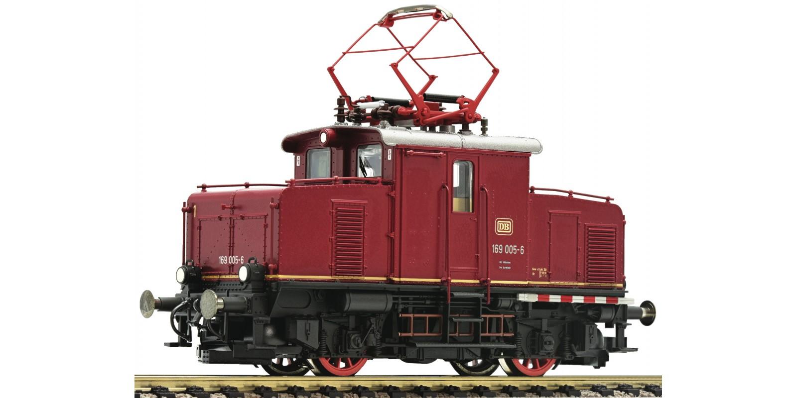 FL430005  - Electric locomotive 169 05-6, DB, DC, analog