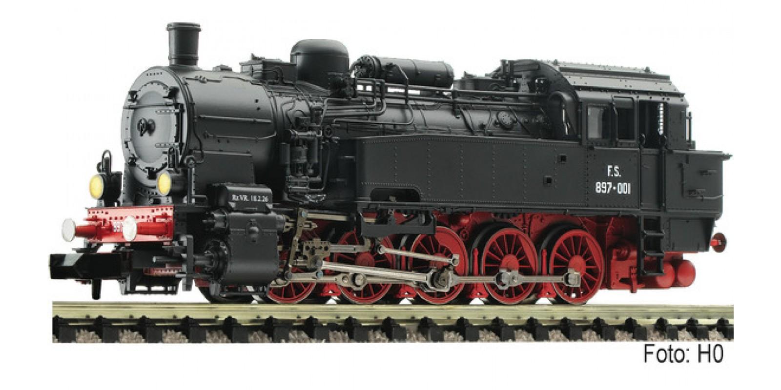 FL709404 - Steam locomotive Gruppo 897, FS