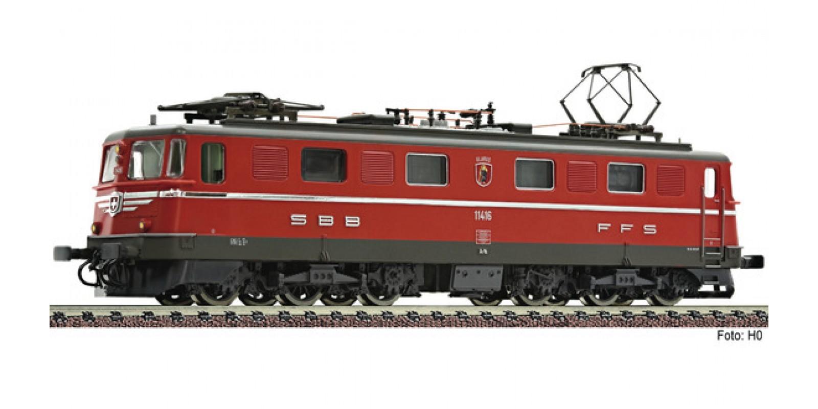 "FL737213 - Electric locomotive Ae 6/6 ""Kantonslok"", SBB"