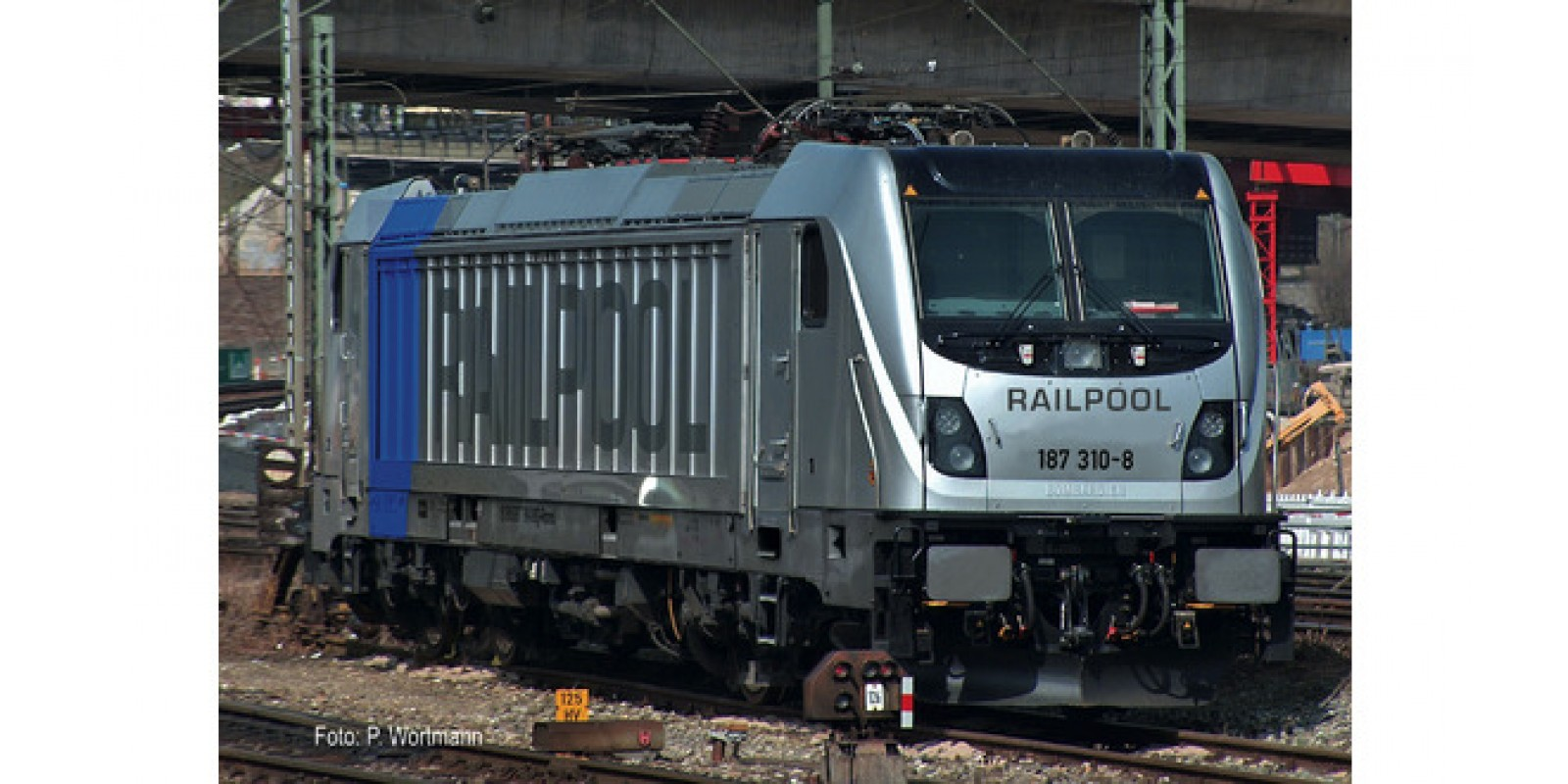 FL738904 - Electric locomotive class 187, Railpool