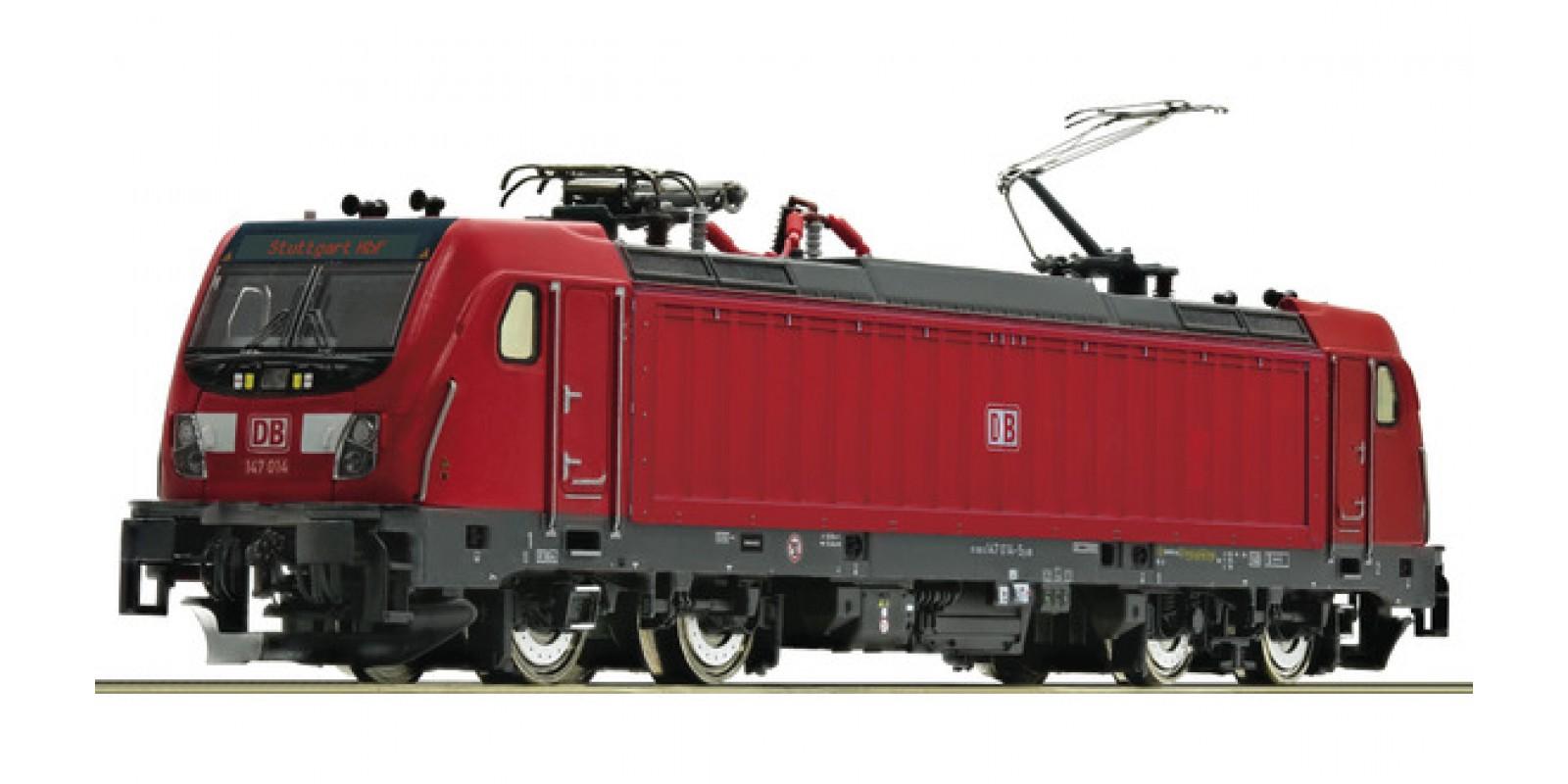 FL739071 - Electric locomotive class 147, DB AG