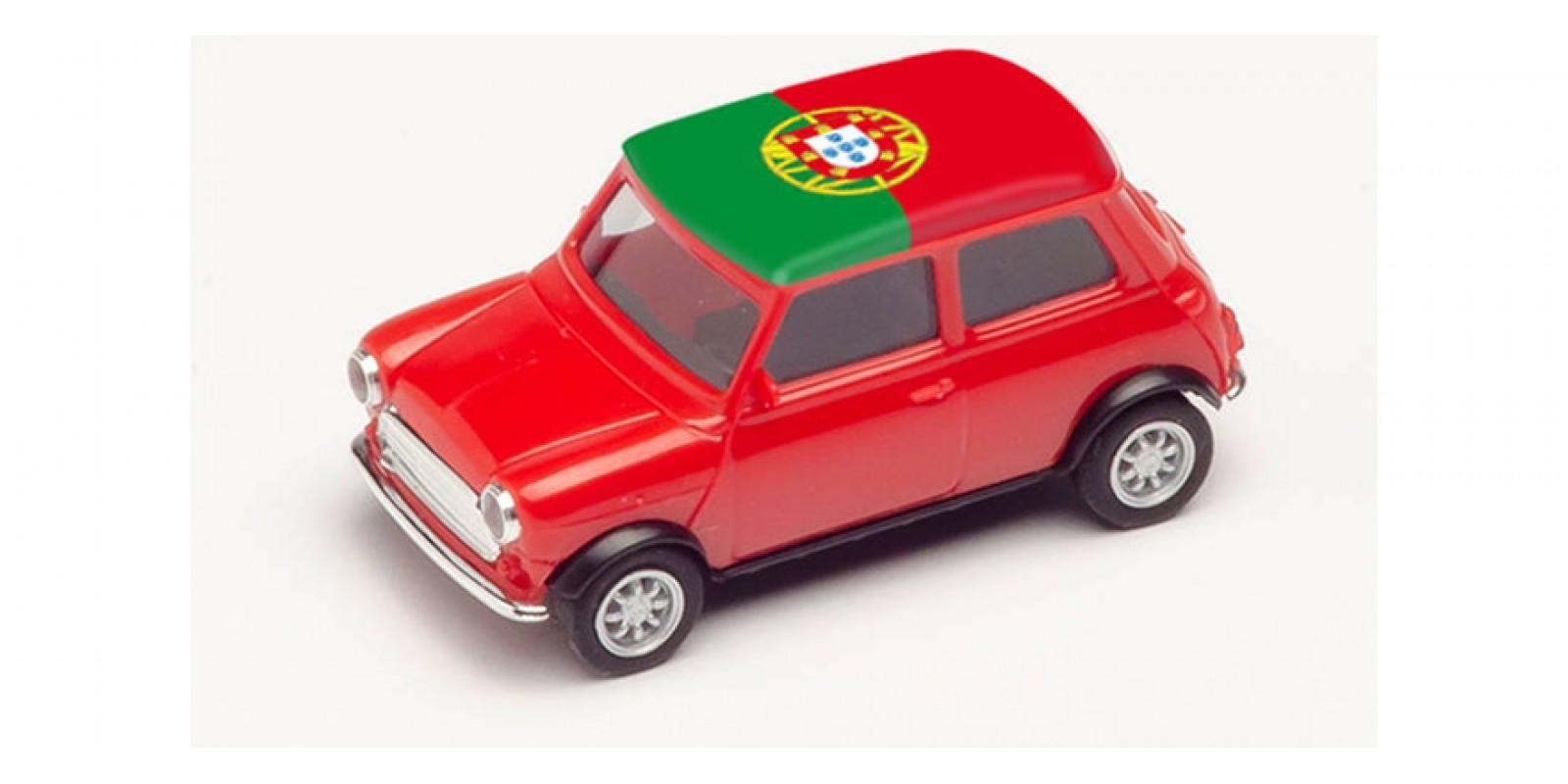 HR420709 Gauge H0 Mini Cooper European Championship 2021, Portugal