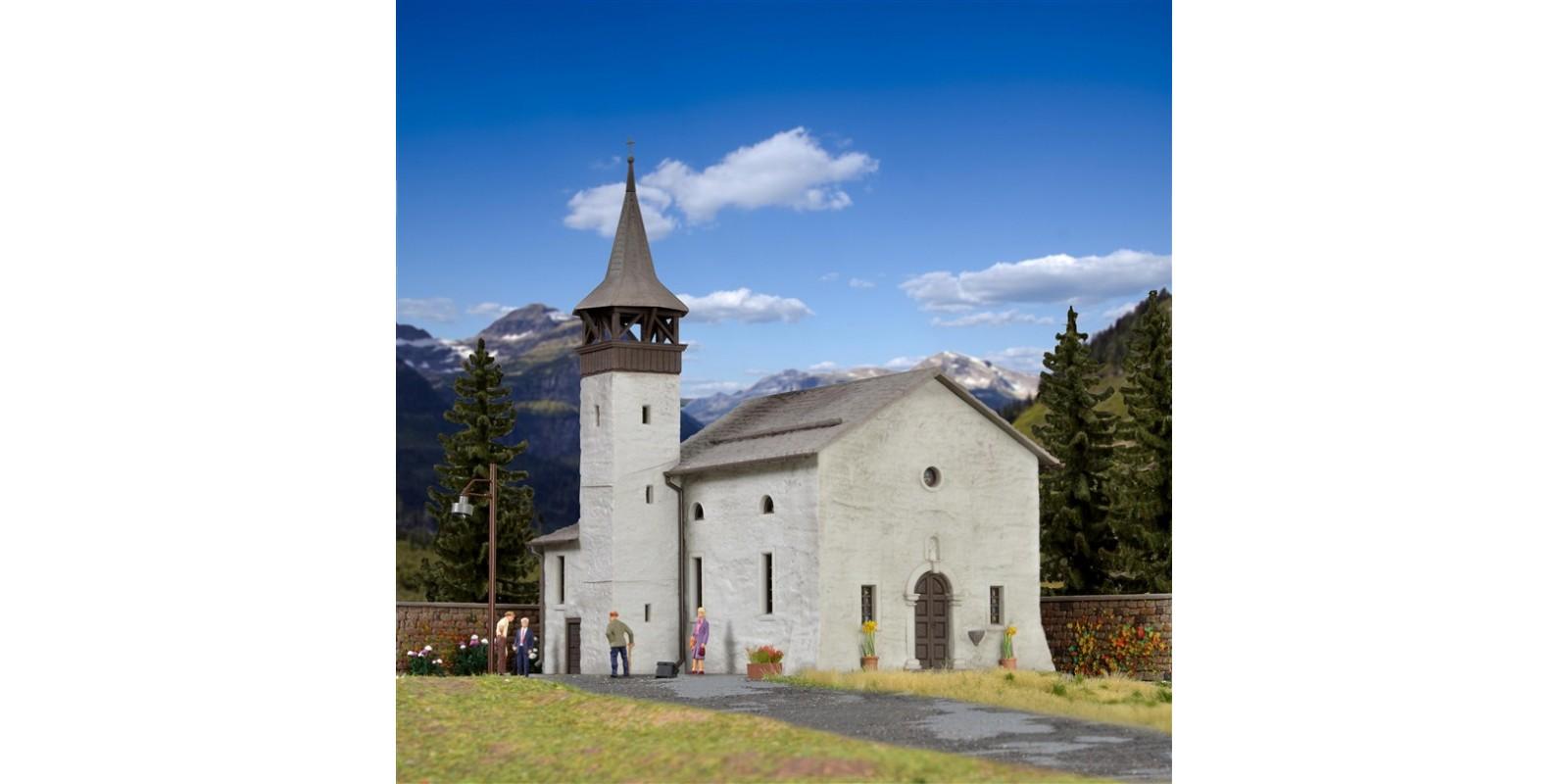 Ki38813 H0 Saint Anontius (Antoniuskapelle Saas-Grund)