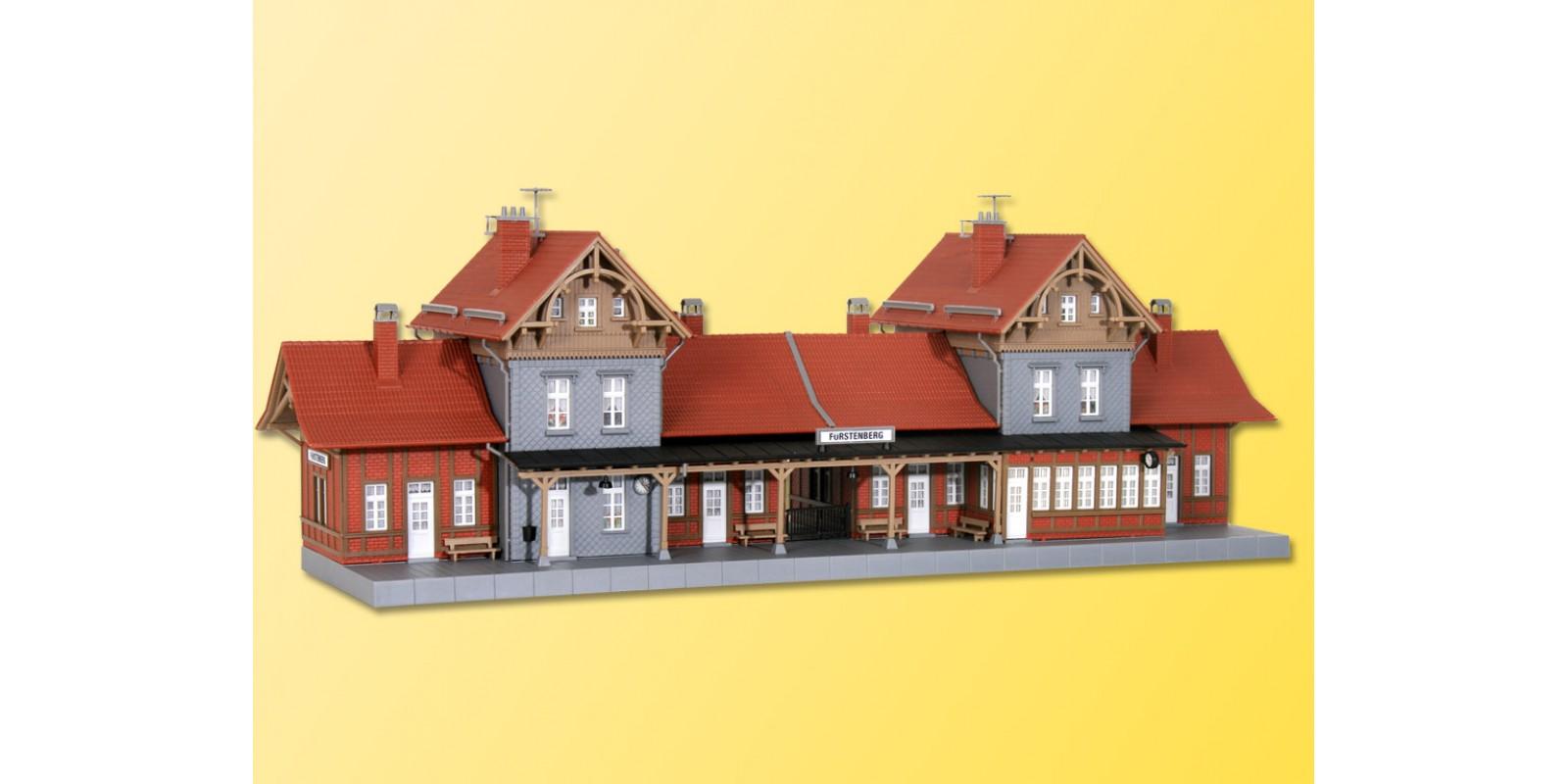 KI39367 H0 Station Fürstenberg