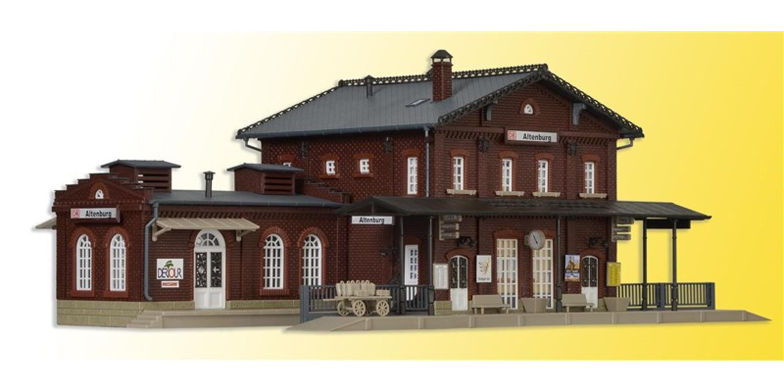 VO43509 H0 Station Altenburg