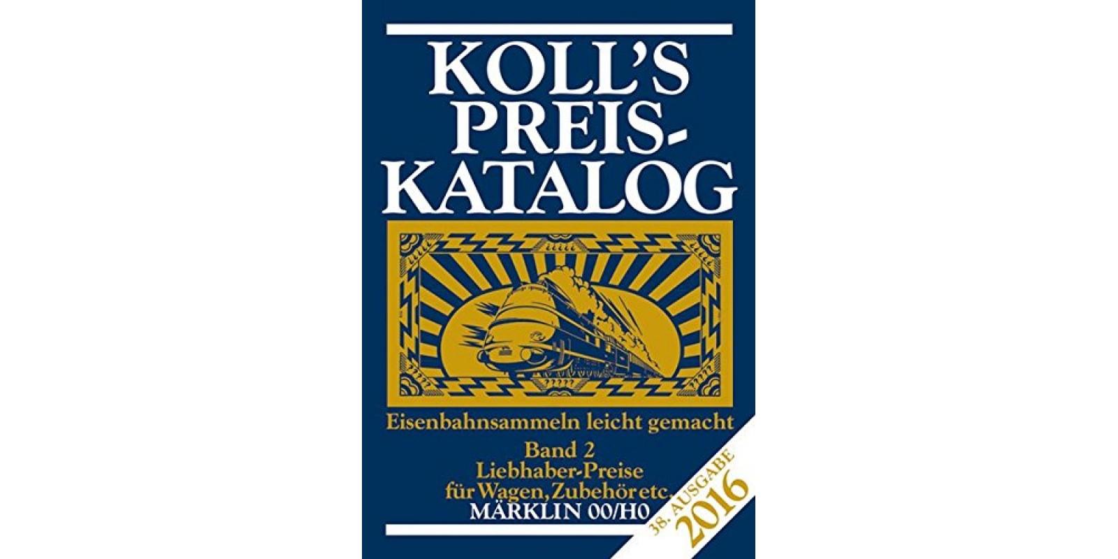 KOKA22016 Koll's Preiskatalog Band 1 ,2016