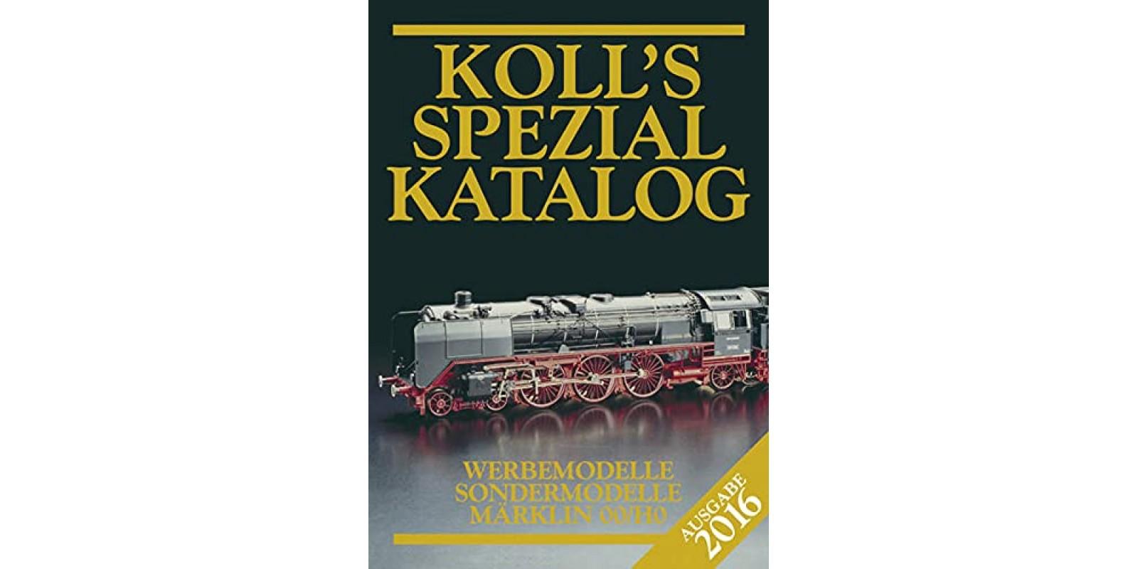 KOKASP2016 Koll's Preiskatalog Band 1 ,2016