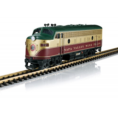 L20580 Napa Valley Wine Train Diesellok
