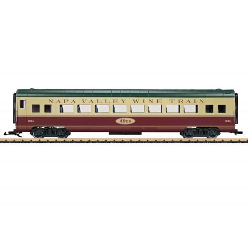 L36592 Napa Valley Wine Train Passenger Car