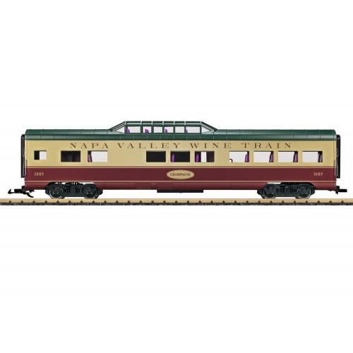 L36593 Napa Valley Wine Train Vista Dome Car