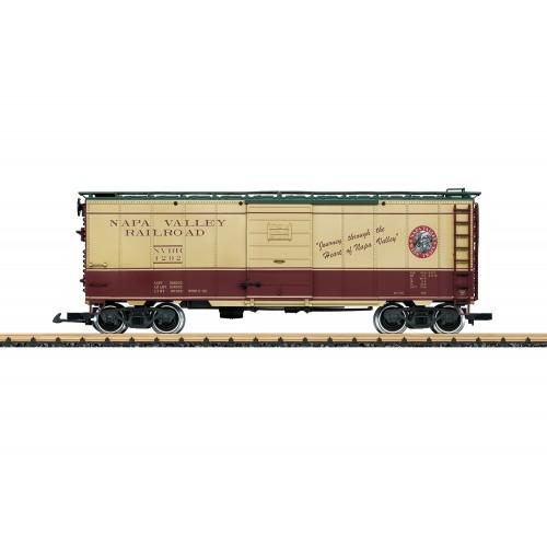 L41915 Napa Valley Wine Train Boxcar